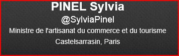 description sylvia pinel sur twitter 8 mars 2013